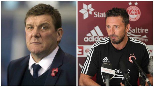 Aberdeen manager Derek McInnes is full of praise for St Johnstone manager Tommy Wright.