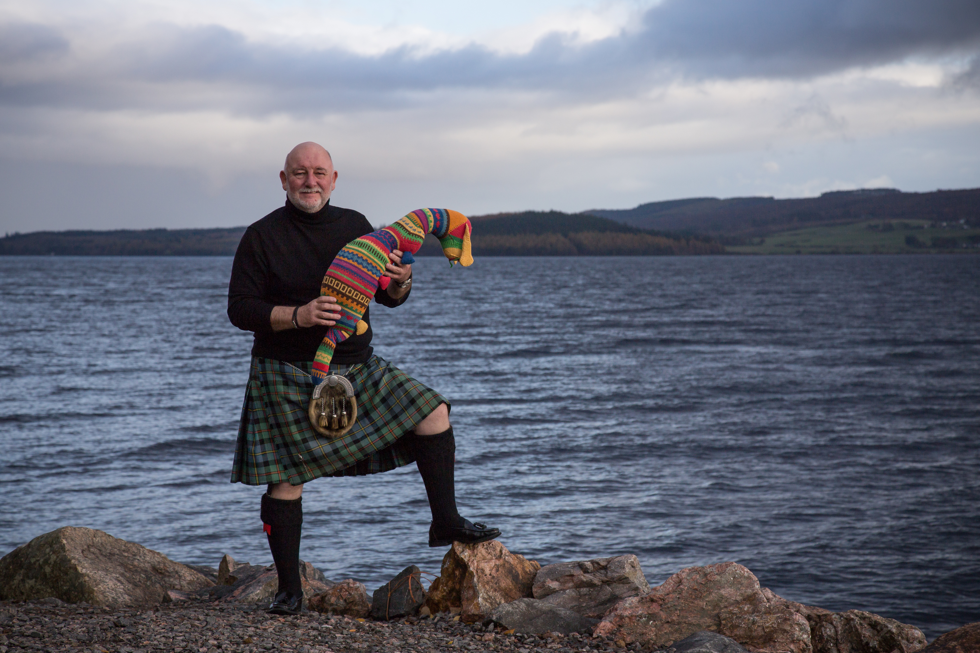 The inaugural Inverness Loch Ness International Knitting Festival will be held next year