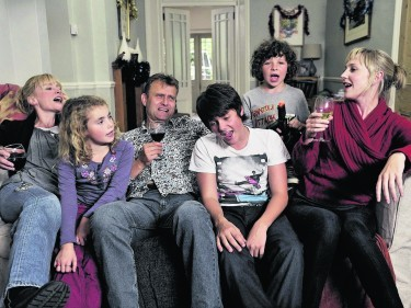 Andy co-wrote the hugely successful family sitcom Outnumbered