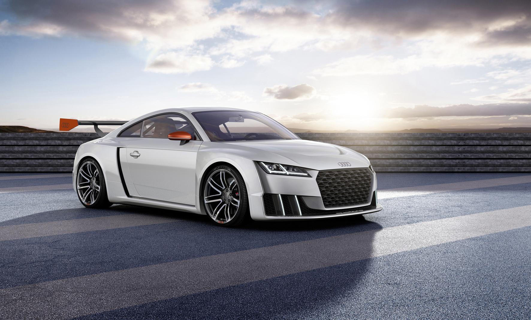 2015 Audi TT Clubsport concept