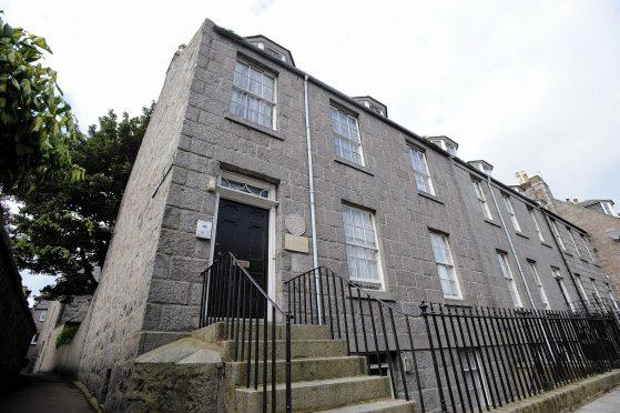 Albyn House