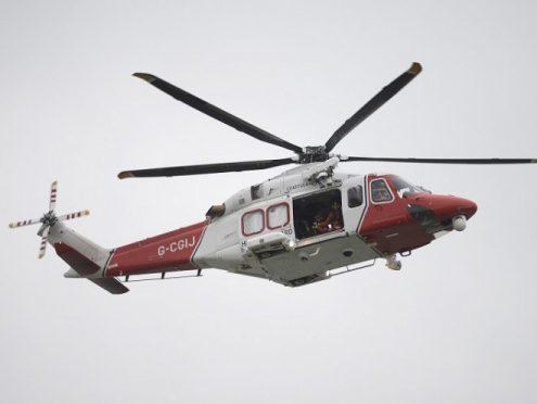 The Stornoway Coastguard