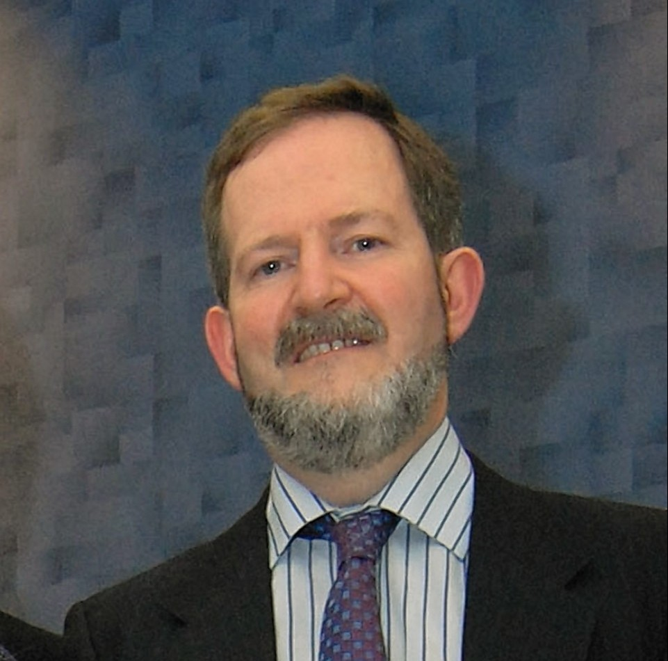 Douglas Edwardson, who served as Aberdeenshire Council's head of housing,