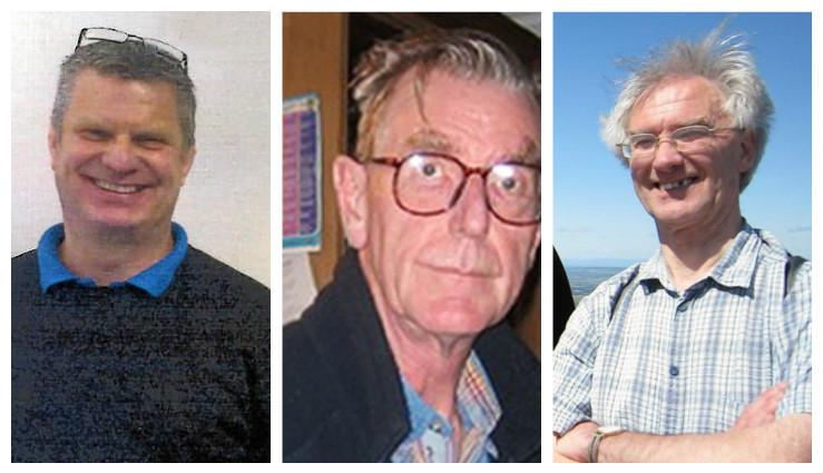 The three missing hillwalkers