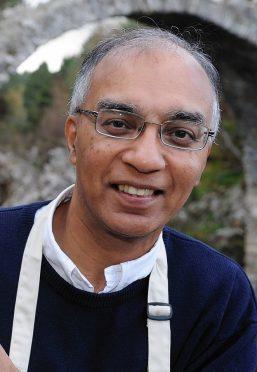 Dr Izhar Khan from Aberdeen