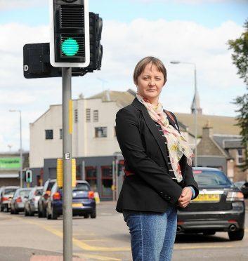 Nairn councillor Liz MacDonald.