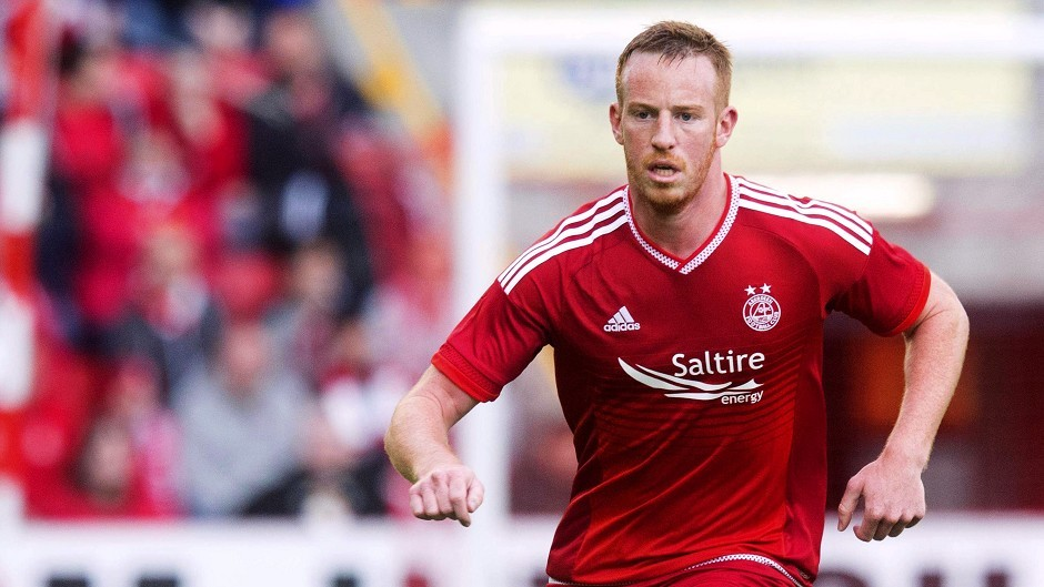 Adam Rooney: Will make his 100th appearance for Aberdeen against Partick.