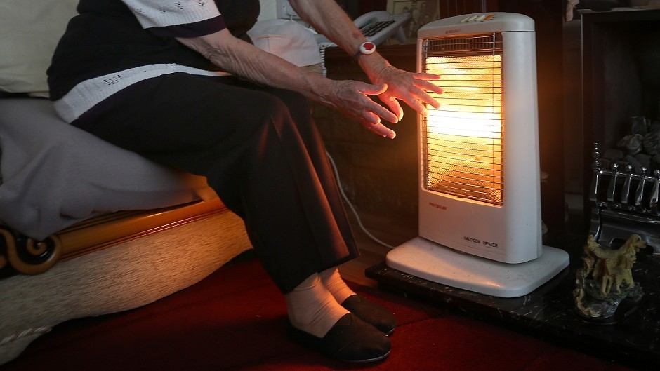 As many as 40,000 Aberdeenshire homes are in fuel poverty.