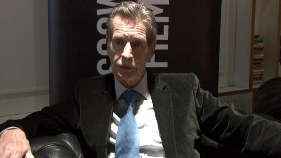 William McIlvanney was known as the Godfather of Tartan Noir.