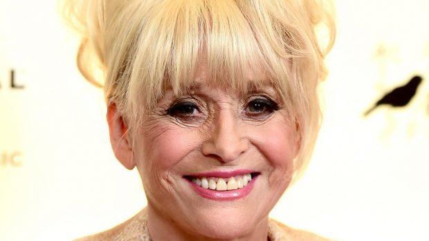 Dame Barbara Windsor offered support to Portlethen Academy pupils