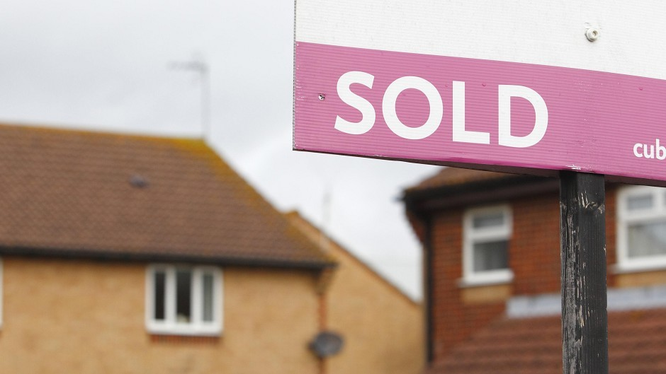 The average property price in the Granite City came in at £214,799, down from £218,804