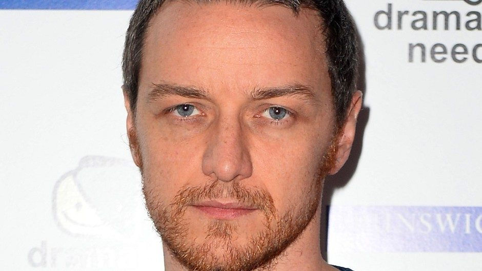James McAvoy also stars in X-Men: Apocalypse