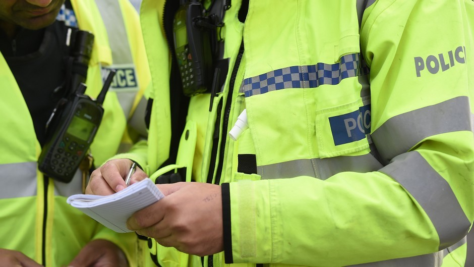 Police have charged a pupil in relation to the incident at the school.