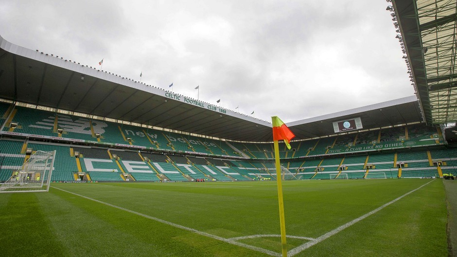 The Celtic Park pitch will be inspected tomorrow morning