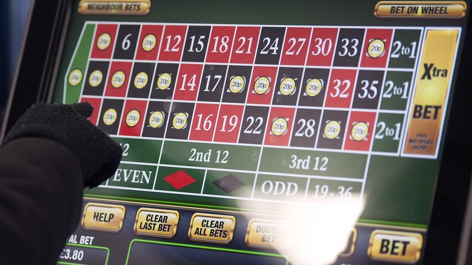 The machines are sometimes referred to as the 'crack cocaine' of gambling
