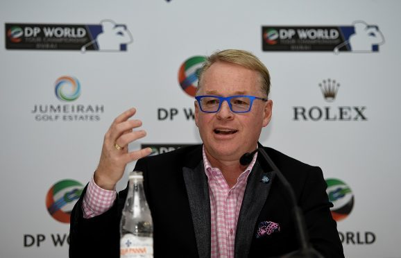 Keith Pelley, Chief Executive of The European Tour, confirmed the schedule will not change