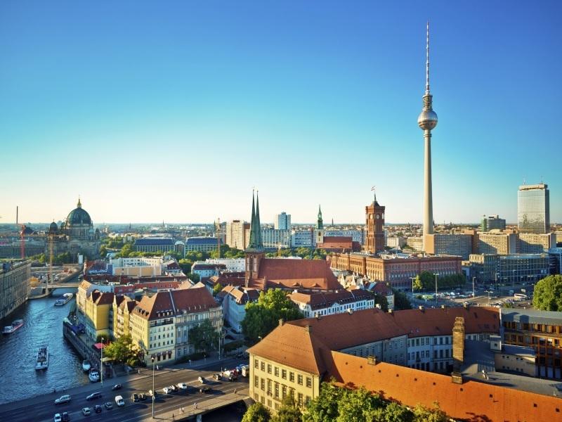 SB- Berlin City View