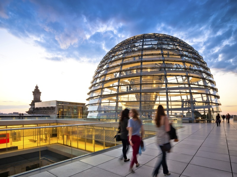 SB- Berlin Reichstag Building