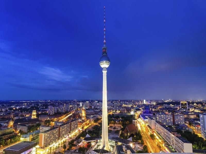 SB- Berlin TV Tower