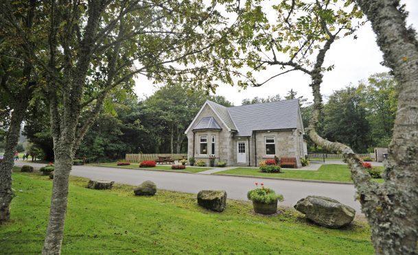 The Lodge, Strichen