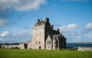 Ackergill Tower has been abruptly closed