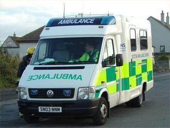 A 10-year-old boy was struck by a car in Aberdeen
