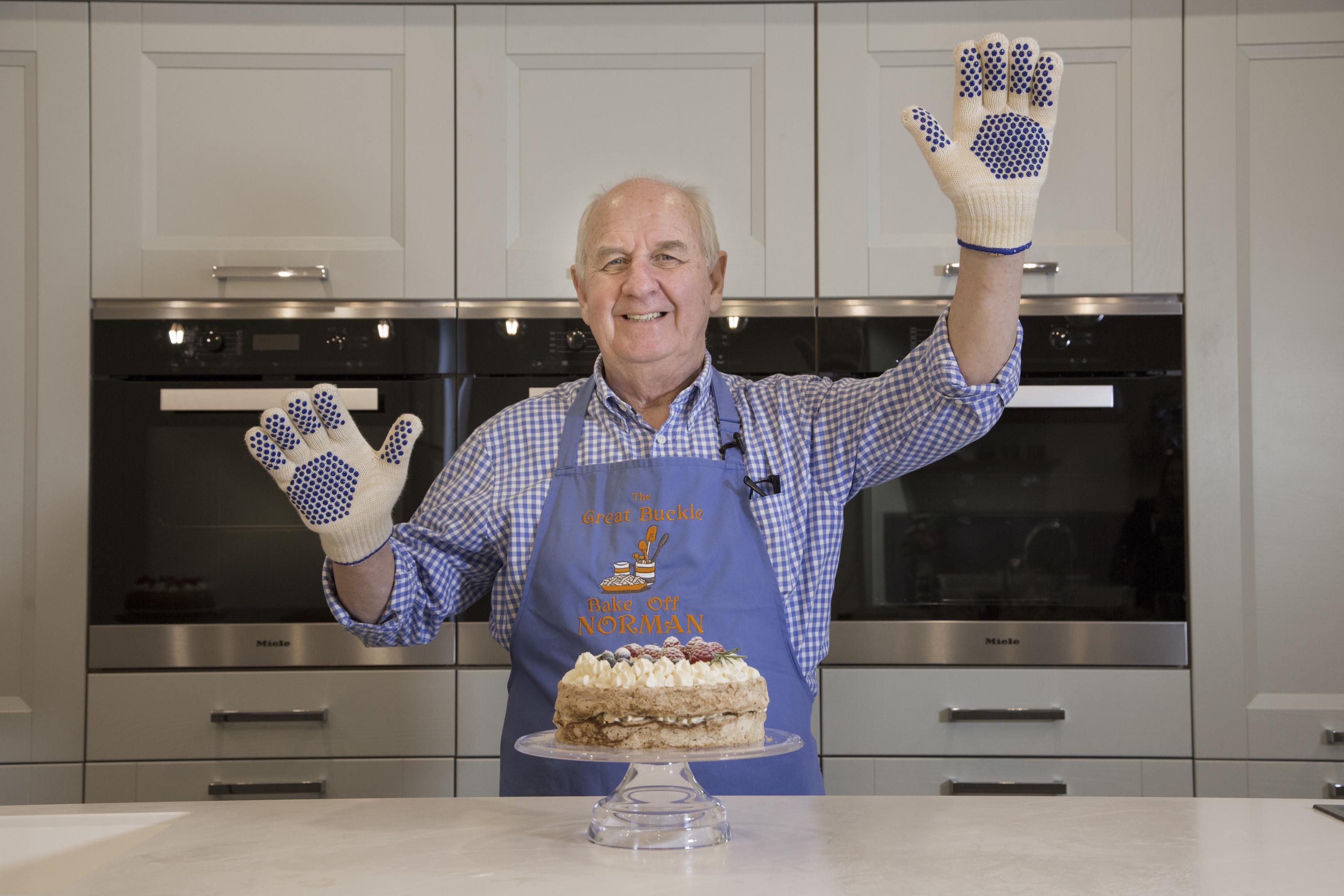 Norman Calder's Christmas dessert alternative