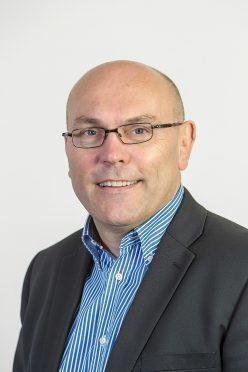 Ross Martin, SCDI Chief Executive