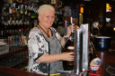 Val Morrison has worked in the bar for 22 years