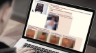 The website showed hundreds of indecent images of women from all across the north-east