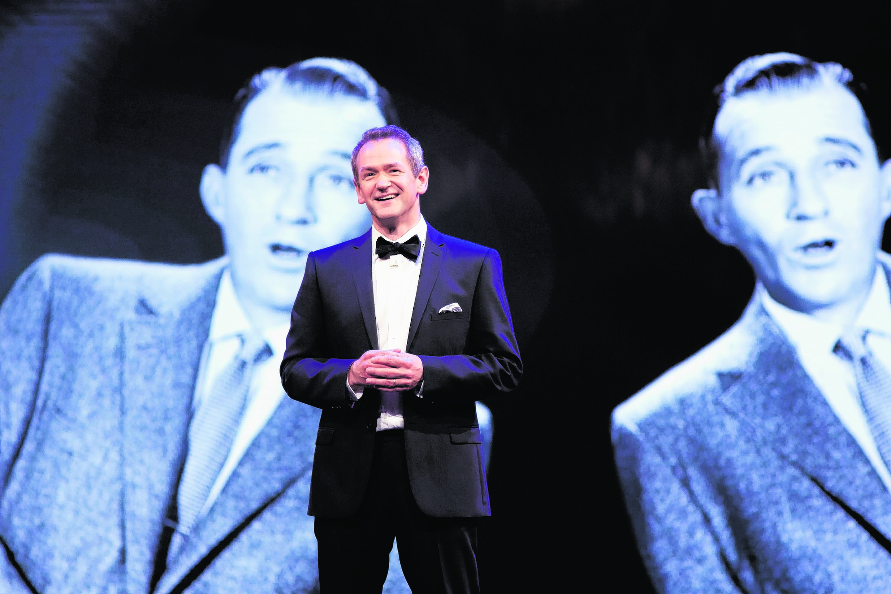 Alexander Armstrong pays tribute to Bing Crosby on Bruce's Hall Of Fame