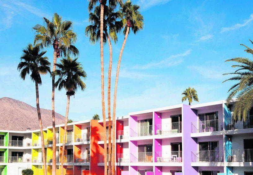 The Saguaro in Palm Springs