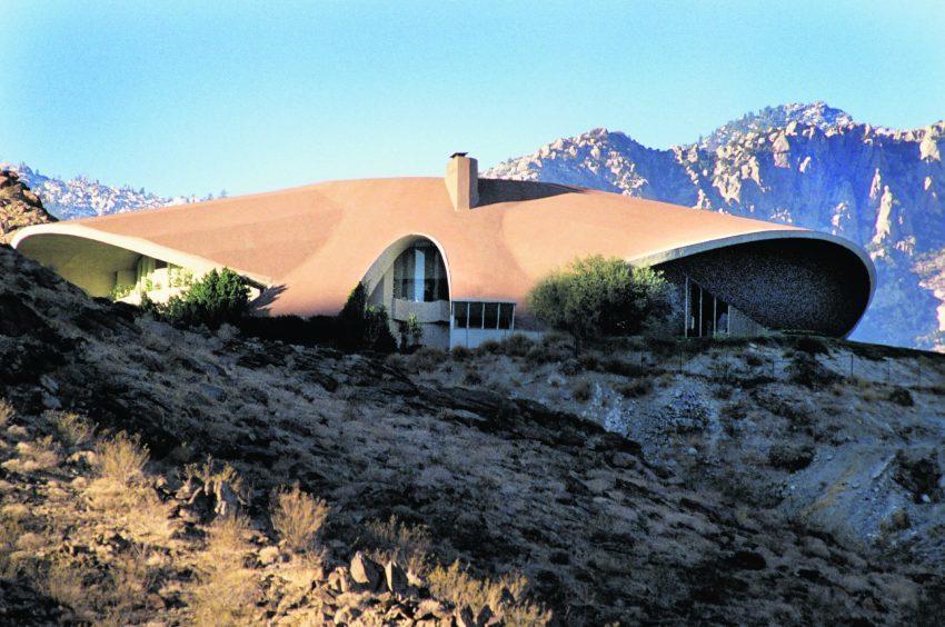 Bob Hope's home in Palm Springs
