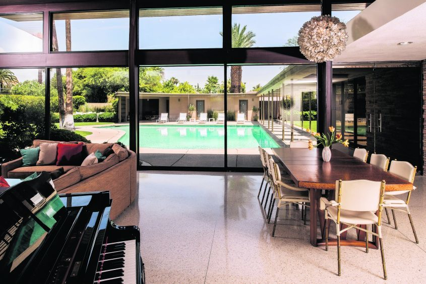 Frank Sinatra's house