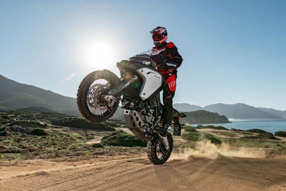 2016 Ducati Multistrada Enduro