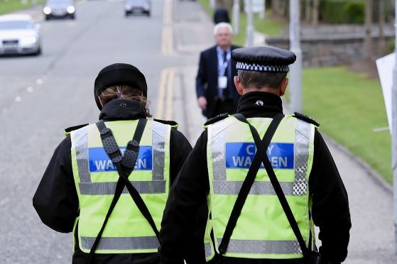 Unite said female wardens are expected to wear soft hats during their probationary period and are then issued with a permanent hard hat similar to that worn by female police officers