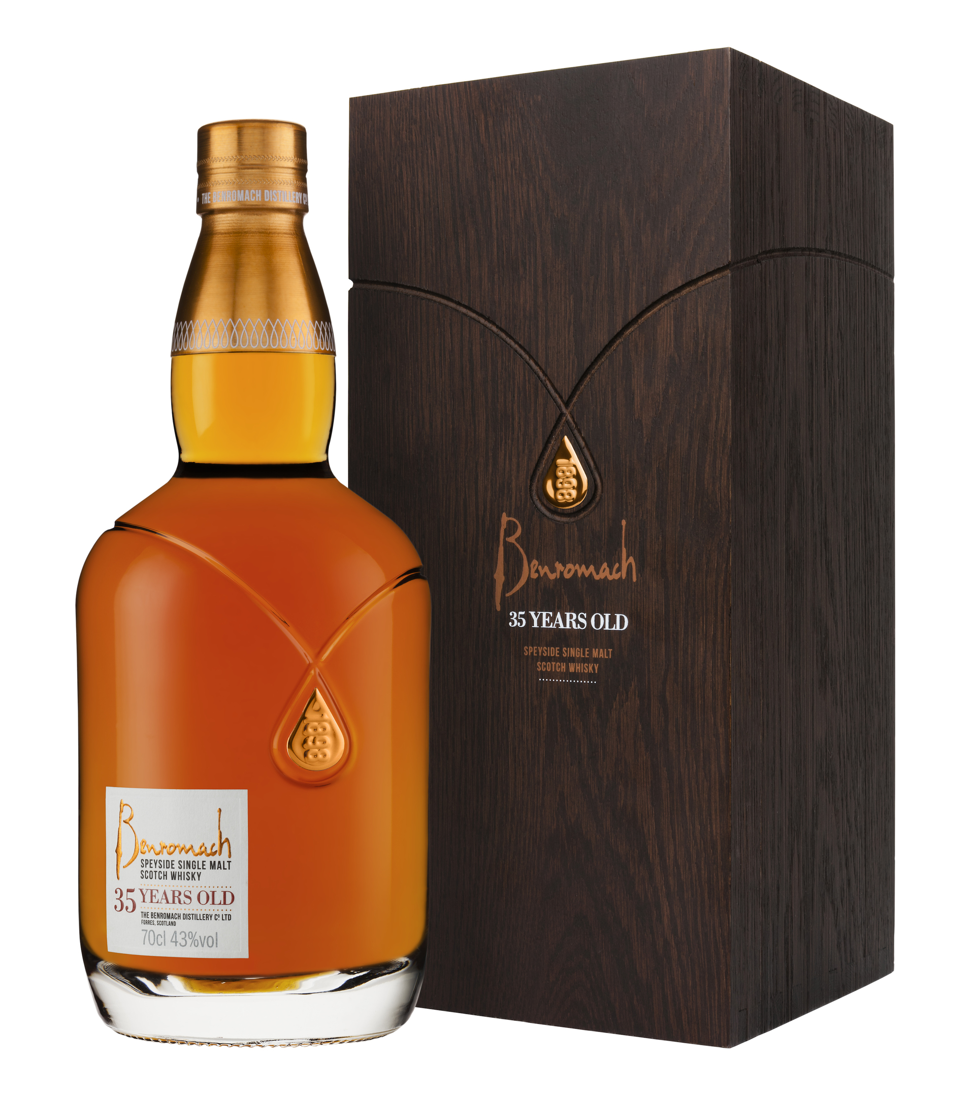 Benromach, 35-year-old