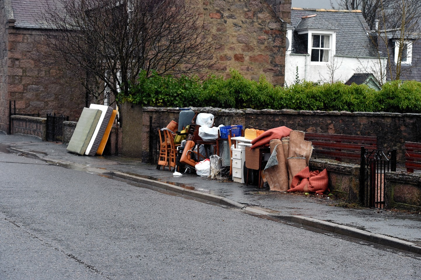 Ballater-clear-up
