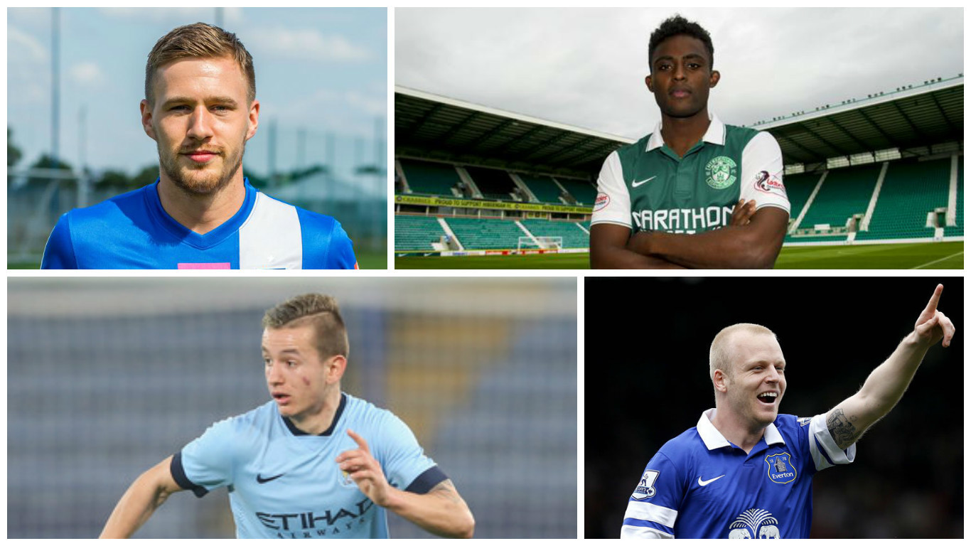 Barry Douglas, Islam Feruz, Bersant Celina and Steven Naismith have all featured in today's transfer headlines