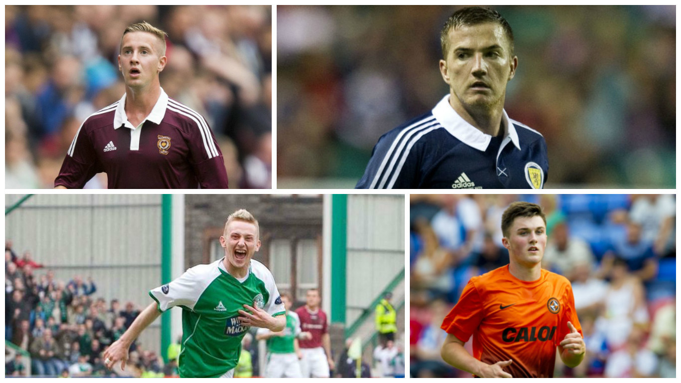 Billy King, Ross McCormack, Derek Riordan and John Souttar have all been linked with moves today