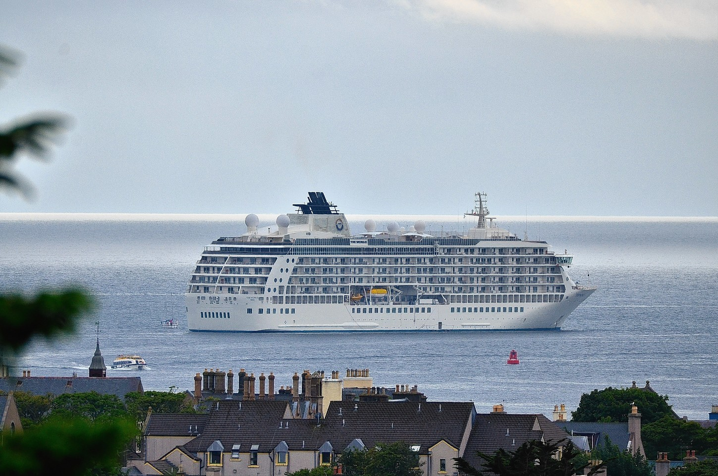 70 ships are booked to visit Stornoway in 2016