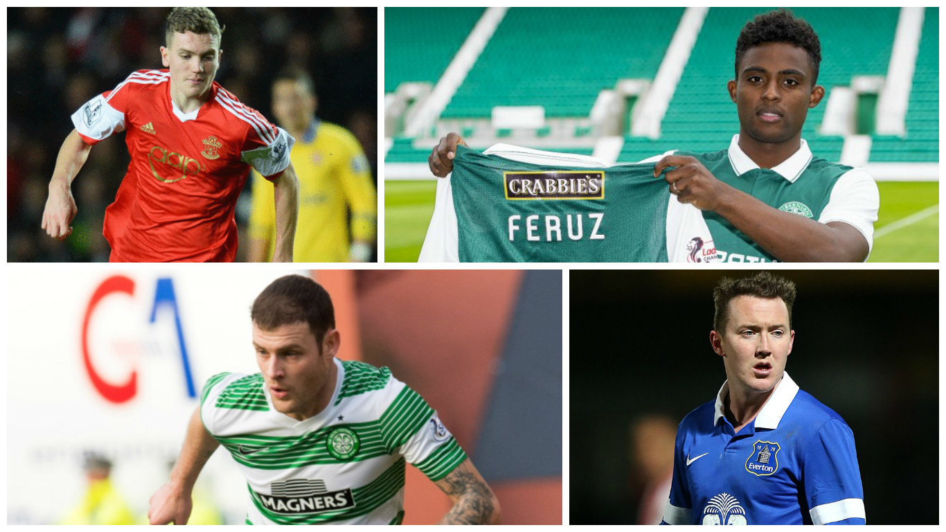 Gallagher, Feruz, Stokes and McGeady have all been linked with January transfers