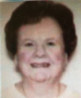 Missing woman Kathleen Edward