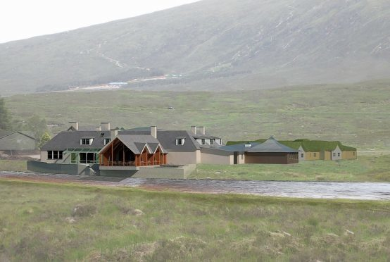 Proposed renovation of the Kings House Hotel, Glen Coe