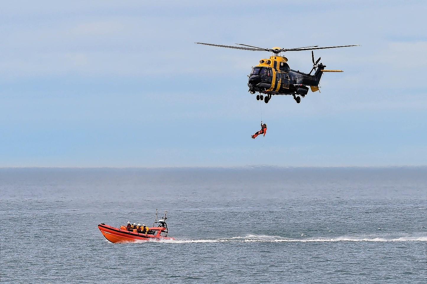 Macduff Lifeboat will be joined by the Coastguard for the gala day.