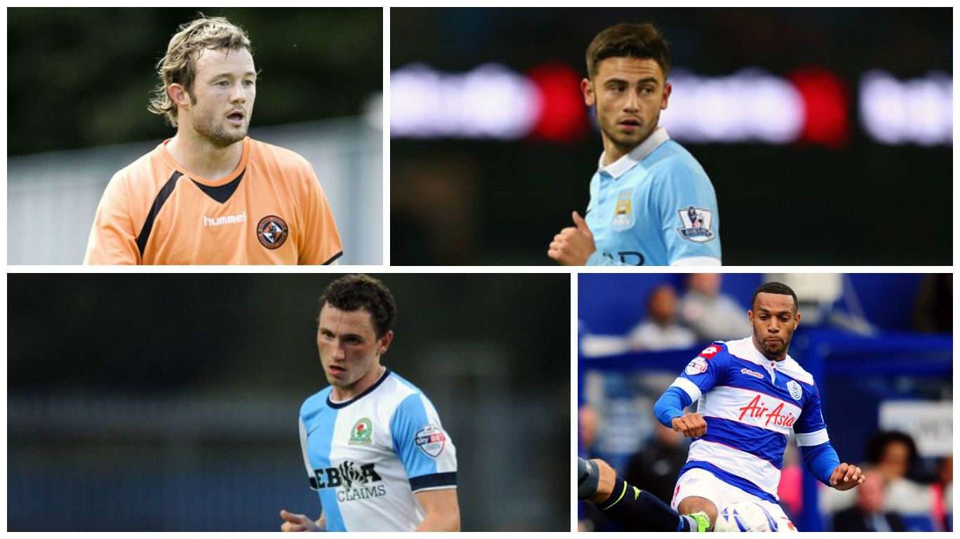 Noel Hunt, Patrick Roberts, Corry Evans and Matt Phillips have all been linked with moves today