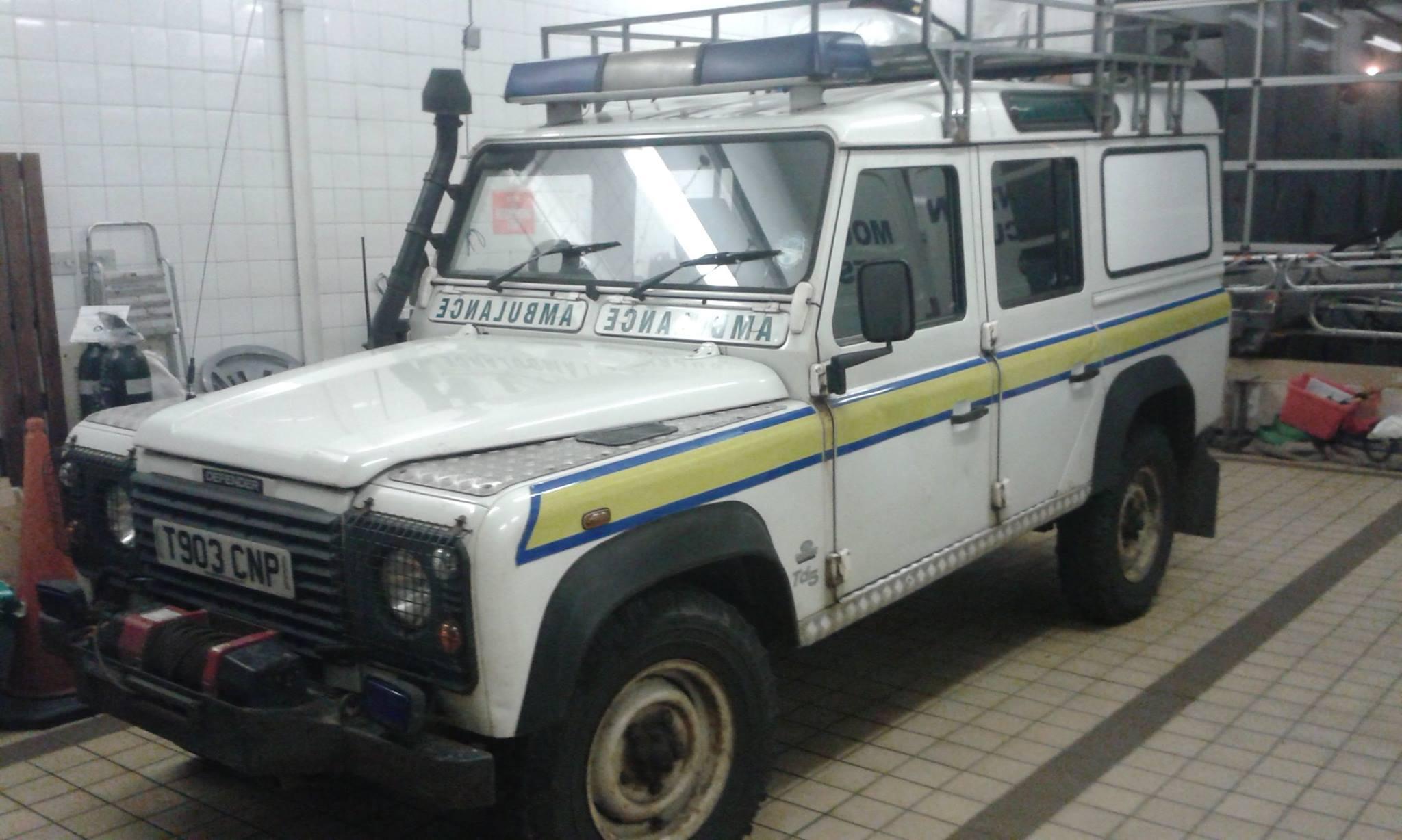 Oban Mountain Rescue Team