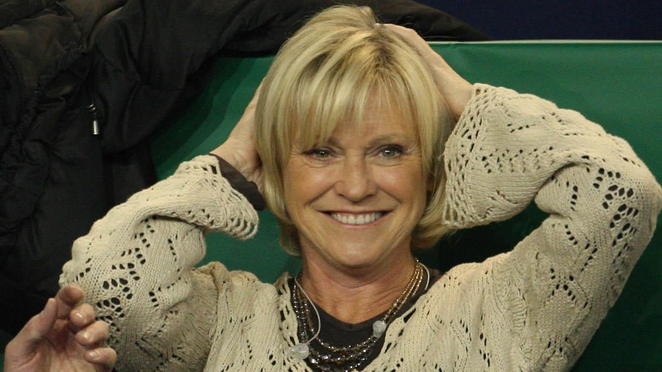 Sue Barker reached the Australian Open quarter-final in 1977 and has gone on to have a successful career in sports broadcasting