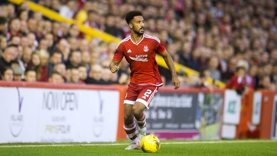 Shay Logan :  The Dons full back wants to make it a special week.