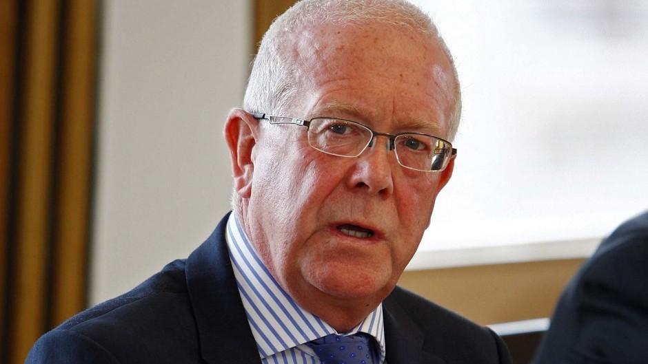 Bruce Crawford, Finance Committee convener
